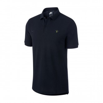 Polo shirt  Nike Manchester City FC 2018-2019 Black