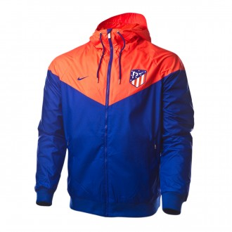 Jacket  Nike Atlético de Madrid Windrunner 2018-2019 Deep royal blue