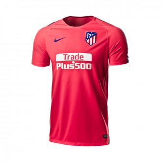 Camiseta  Nike Atlético de Madrid Squad 2018-2019 Niño Bright crimson-Deep royal blue