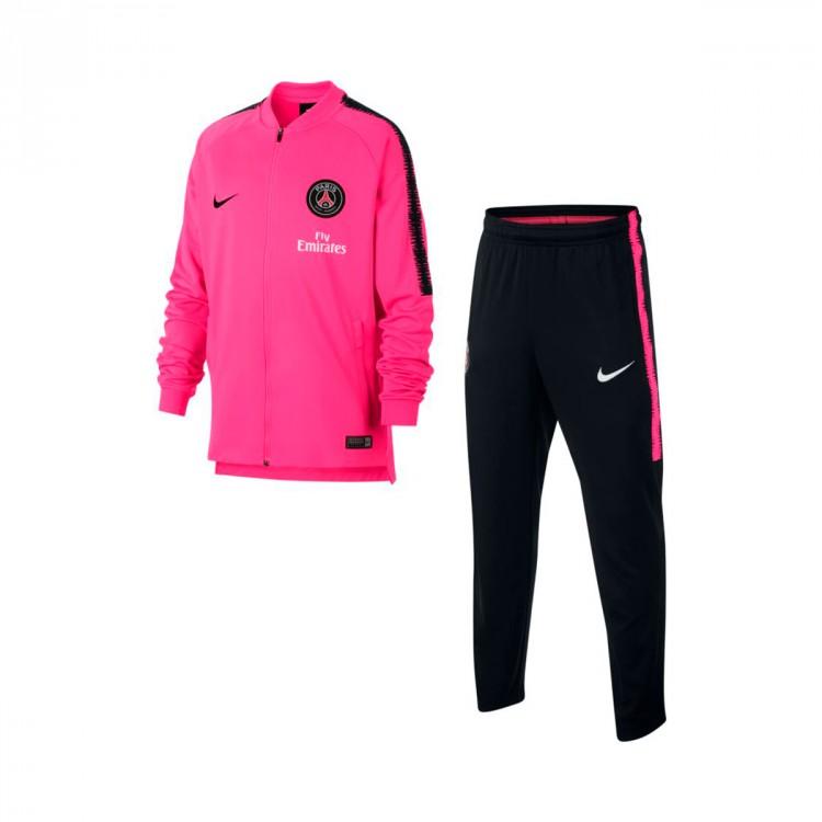 Survêtement Nike Paris Saint Germain Squad 2018 2019 Niño