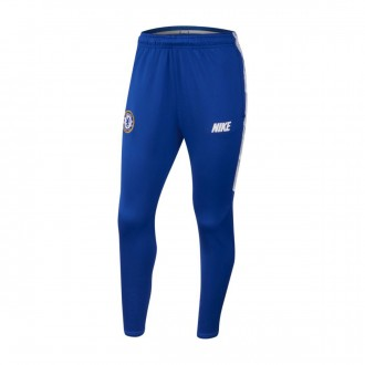 Long pants   Nike Kids Dry Chelsea FC Squad 2018-2019  Rush blue-White