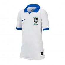 Brasil Stadium SS Segunda Equipación Copa America 2018-2019 Niño