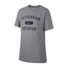 Camiseta Tottenham Hostpur FC Dry SLUB PRSSN 2018-2019 Niño Dark steel grey