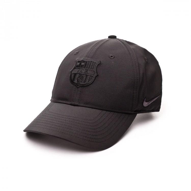 5d2094e0c741b8 Cap Nike FC Barcelona Dry L91 2018-2019 Niño Black - Tienda de ...