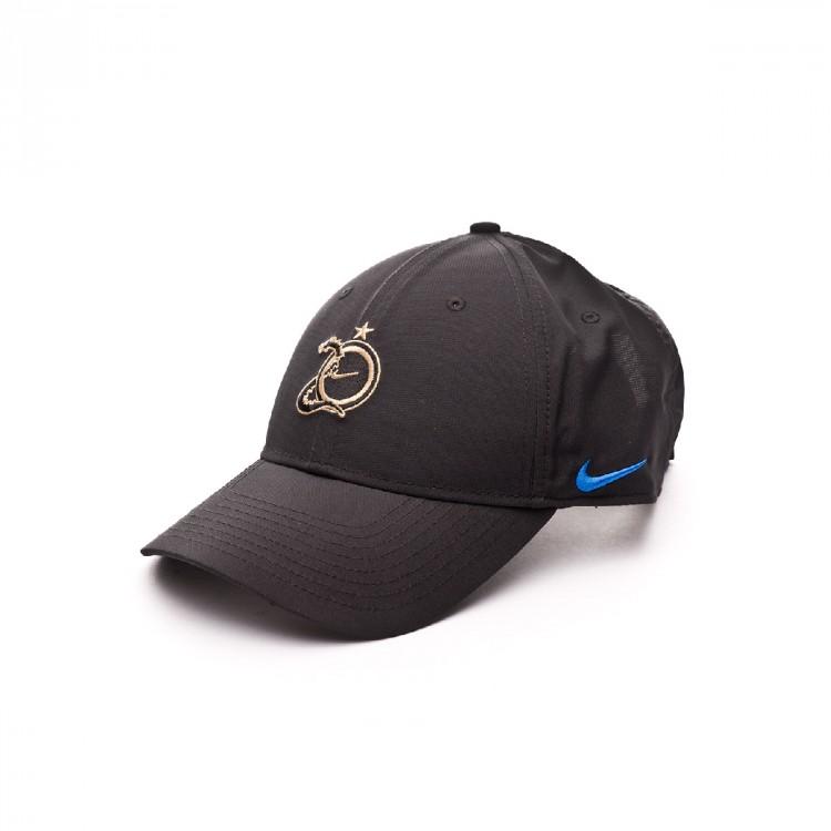 Cappello Nike Inter Milan Dry L91 2018-2019 Black - Negozio di ... 71a9871c8ed7
