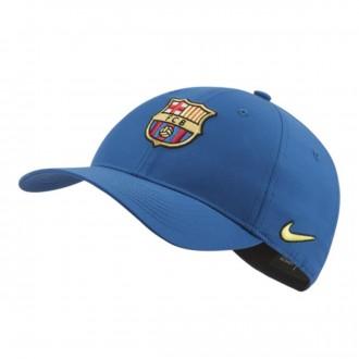Cap  Nike FC Barcelona Dry L91 2018-2019 Gym blue