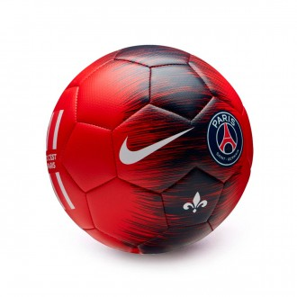 Bola de Futebol  Nike Paris Saint-Germain Prestige 2018-2019 Challenge red-Midnight navy-White