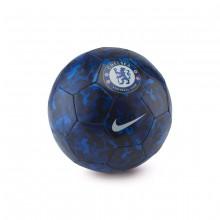 Ball Chelsea FC Sports Camo 2018-2019 Hyper cobalt-Obsidian-White