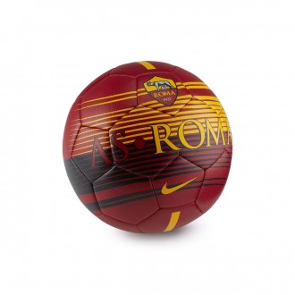 Ball  Nike AS Roma Prestige 2018-2019 Team crimson-University gold-Black