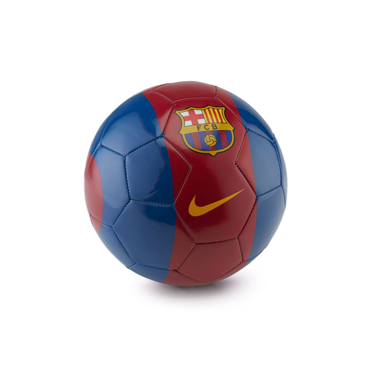 Ball Nike FC Barcelona Sports 2018-2019 Storm red-Gym blue ... 34eaf00c17129