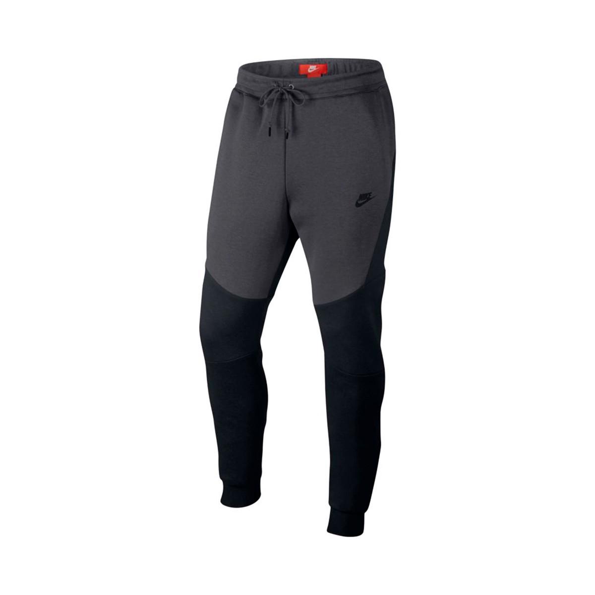 Long Pants Nike Sportswear Tech Fleece Jogger 2019 Black Anthracite Black Football Store Futbol Emotion