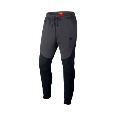 c0b25d82df19 Long pants Nike Sportswear Tech Fleece Jogger 2019 Black-Anthracite-Black -  Tienda de fútbol Fútbol Emotion