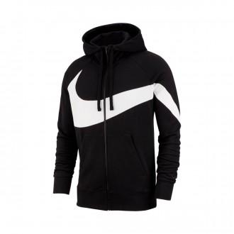 Chaqueta  Nike Sportswear 2019 Black-White-Black