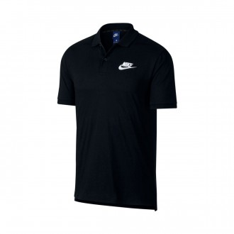 Pólo  Nike Sportswear 2019 Black-White