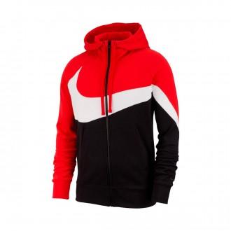 Chaqueta  Nike Sportswear 2019 University red-White