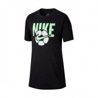 Camiseta  Nike Sportswear 2019 Niño Black