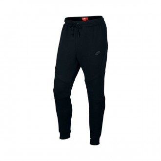Pantalón largo  Nike Sportswear Tech Fleece Jogger 2019 Black