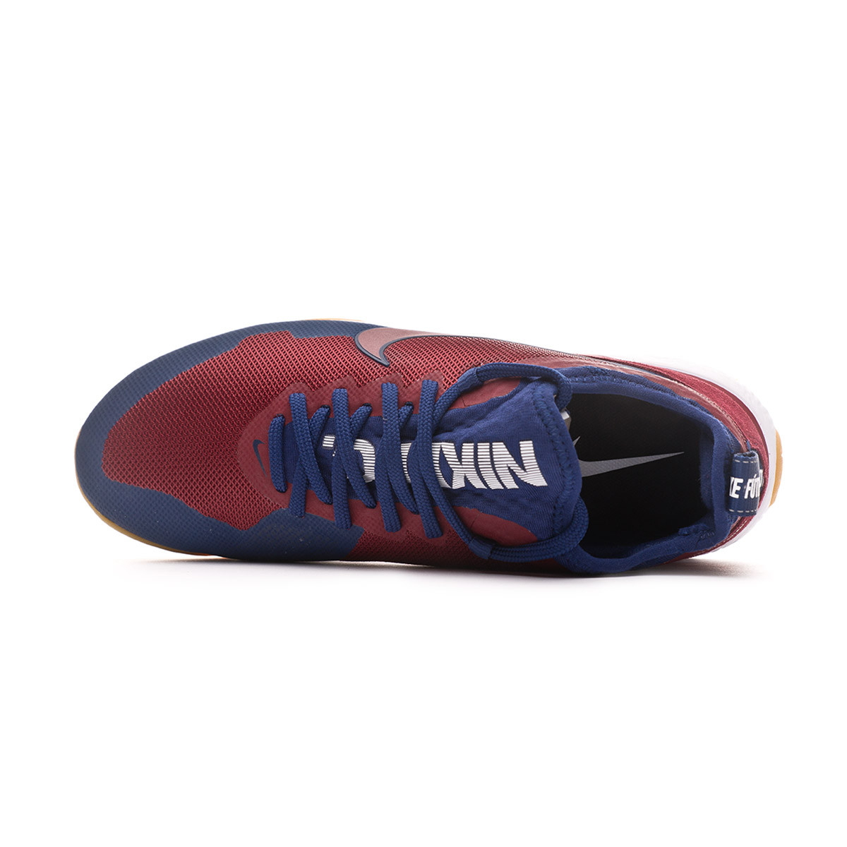 info for b7da5 d050a Trainers Nike Nike F.C. Team red-White-Blue void-Gum light brown - Football  store Fútbol Emotion