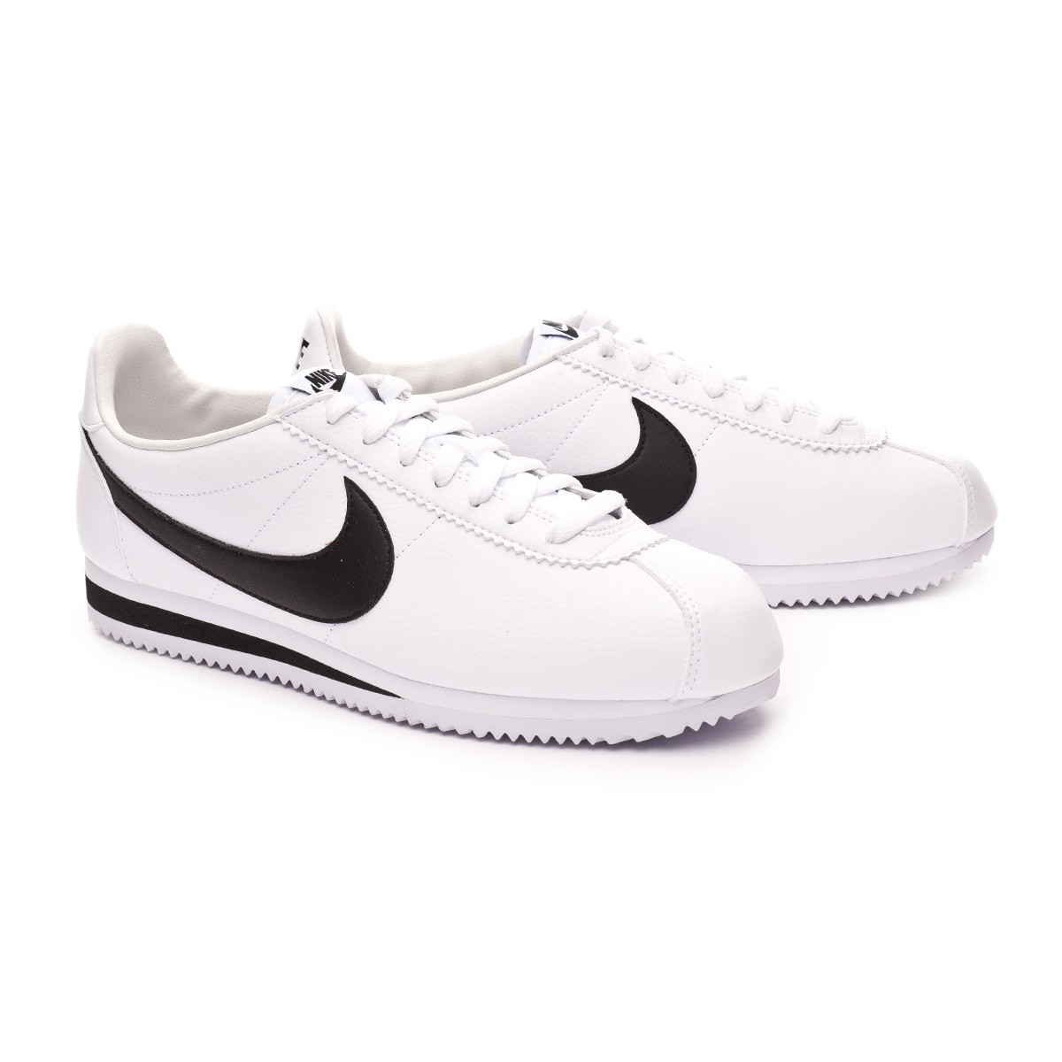 33c3aca353d Trainers Nike Classic Cortez Leather 2019 White-Black - Tienda de fútbol  Fútbol Emotion