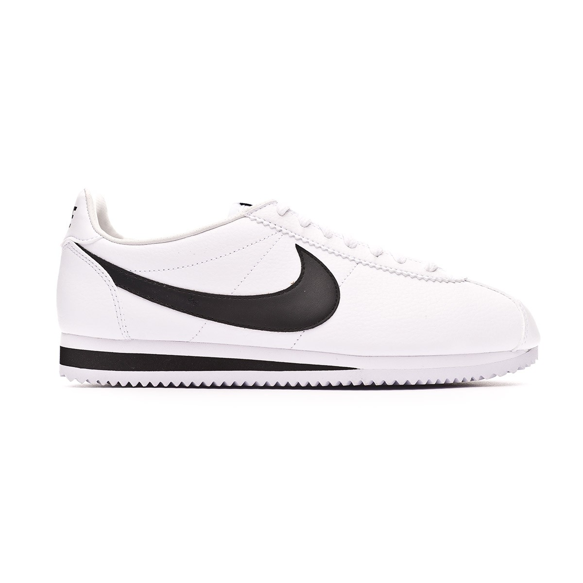 b13191ff824 Trainers Nike Classic Cortez Leather 2019 White-Black - Football store  Fútbol Emotion