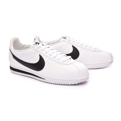 official photos 36a5d fec82 Trainers Nike Classic Cortez Leather 2019 White-Black - Football store  Fútbol Emotion