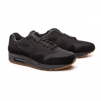 Trainers  Nike Air Max 1 2019 Black-Gum med brown