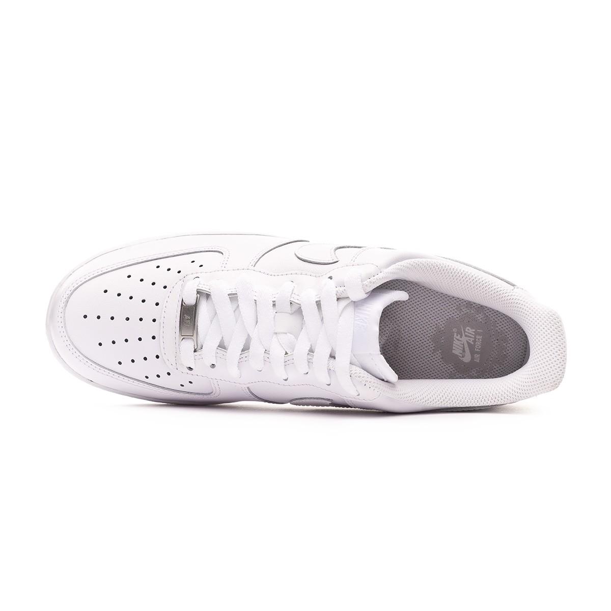 Baskets Nike Air Force 1 '07 White Boutique de football