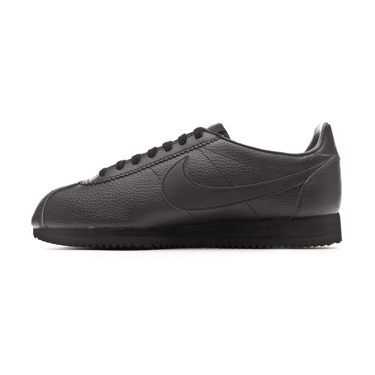 Trainers Nike Classic Cortez Leather 2019 Black-Anthracite - Football store  Fútbol Emotion a2f674cac73a8