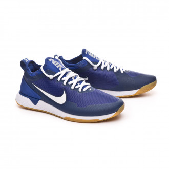 Zapatilla  Nike Nike F.C. Deep royal blue-White-Blue void