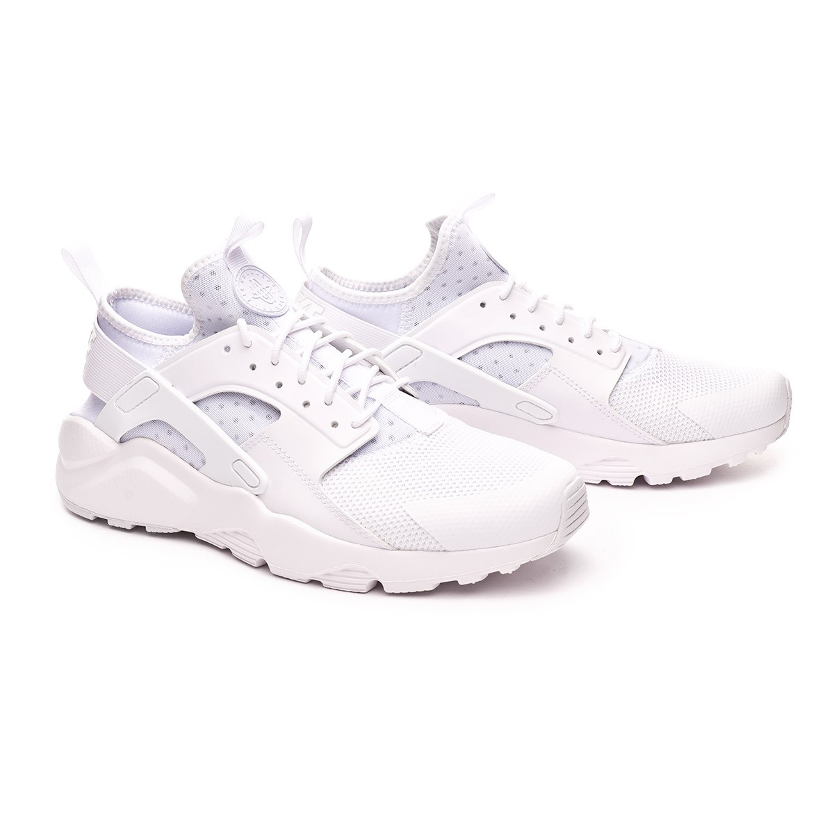 new arrival 3f1f0 5e786 Baskets Nike Air Huarache Run Ultra 2019 White - Boutique de football  Fútbol Emotion