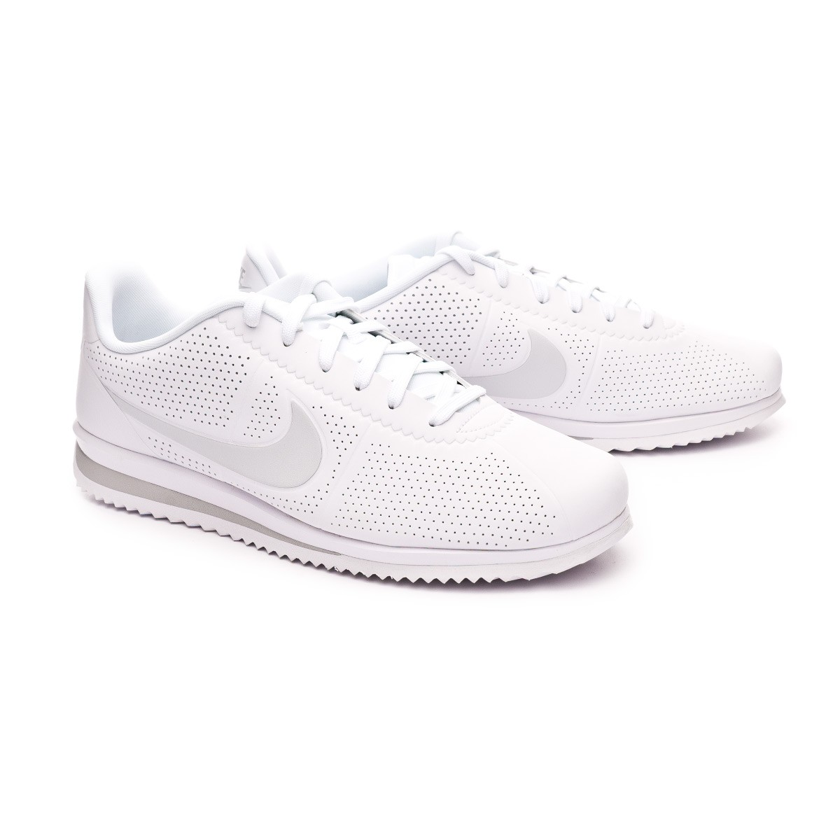 buy popular 4d80d 59b20 Tenis Nike Cortez Ultra Moire 2019 White-Pure platinum - Tienda de fútbol  Fútbol Emotion