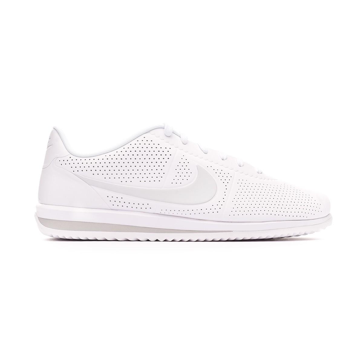 7e7c3583 Zapatilla Nike Cortez Ultra Moire 2019 White-Pure platinum - Tienda de  fútbol Fútbol Emotion