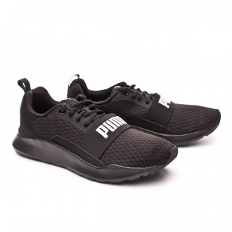 Trainers  Puma Wired Black