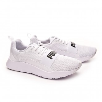 Trainers  Puma Wired White
