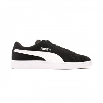 Scarpe Puma Smash v2 Black-White-Silver