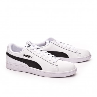 Trainers  Puma Smash v2 L White-Black