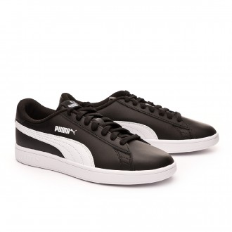 Trainers  Puma Smash v2 L Black-White