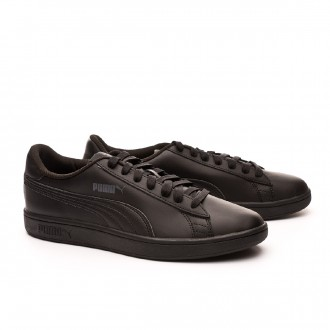 Trainers  Puma Smash v2 L Black-Black