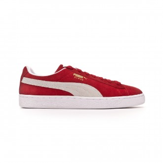 Baskets  Puma Suede Classic+ High risk red-white