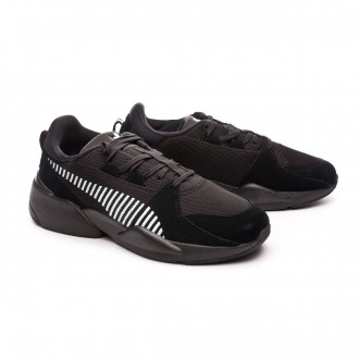 Trainers  Puma Zeta Suede Black-Light sky
