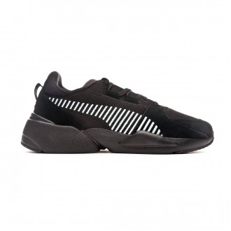 Baskets  Puma Zeta Suede Black-Light sky