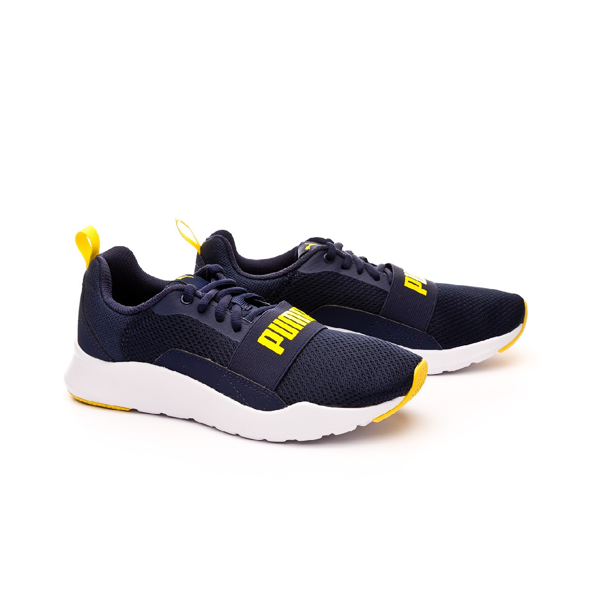 basker puma foot enfant