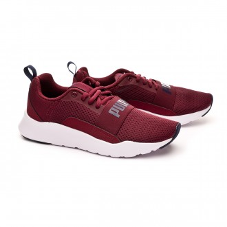 Trainers  Puma Kids Wired  Cordovan-Peacoat