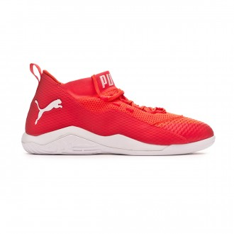 Futsal Boot  Puma 365 IGNITE Fuse 2 Red blast-White-Black