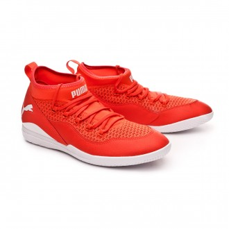 Futsal Boot  Puma 365 FF CT Red blast-White-Black