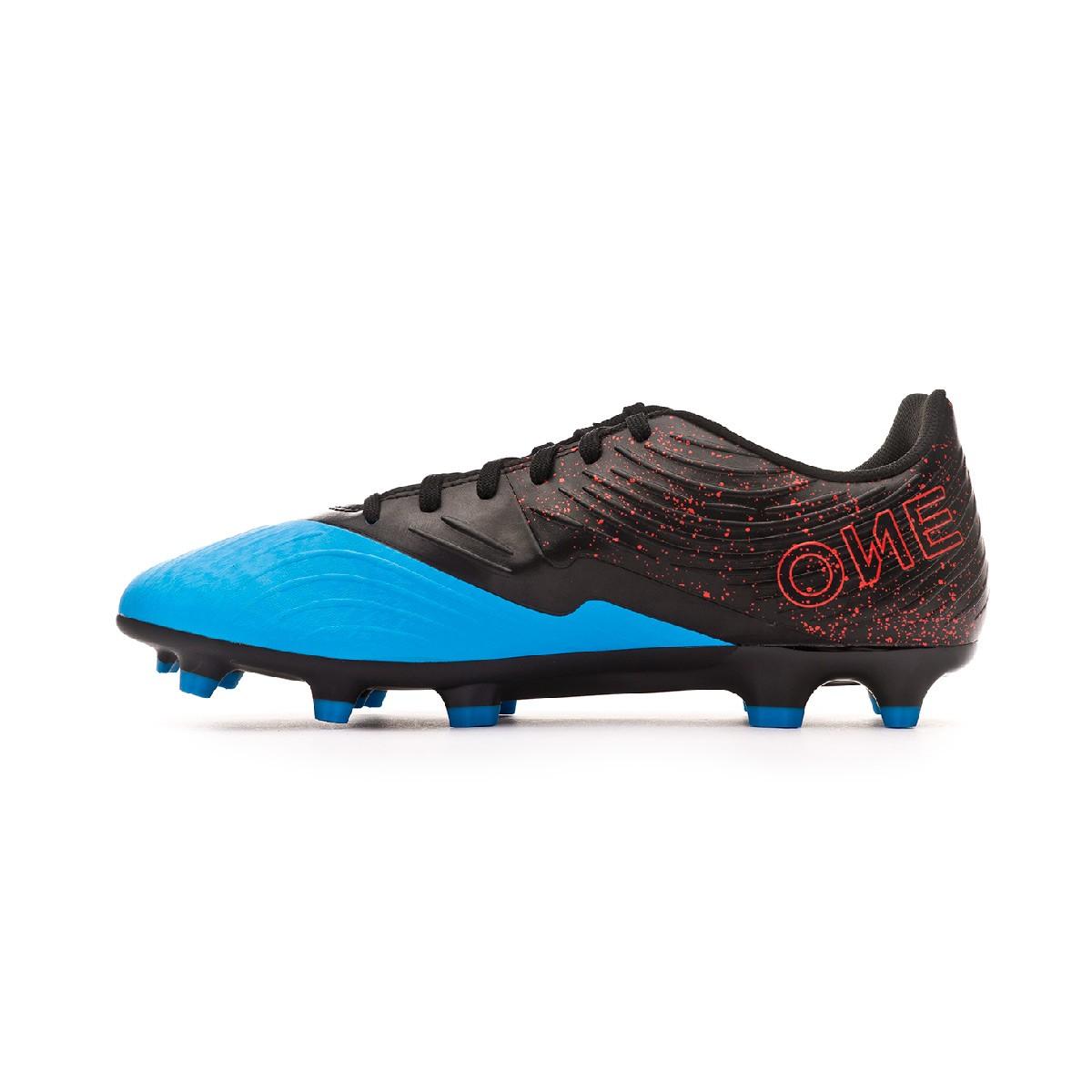 PUMA Future 18.4 FGAG, Chaussures de Football Mixte Enfant