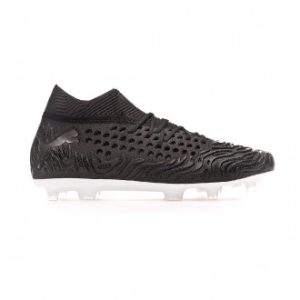 Football Boots  Puma Future 19.1 Netfit FG/AG Black-White