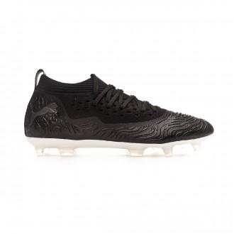 Football Boots  Puma Future 19.2 Netfit FG/AG Black-White