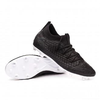 Zapatos de fútbol  Puma Future 19.3 Netfit FG/AG Black-White
