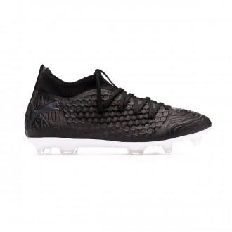 Football Boots  Puma Future 19.3 Netfit FG/AG Black-White